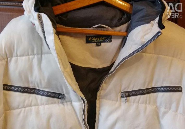 Down jacket down 100% TERRANOVA STREET 52-54 / 180-185