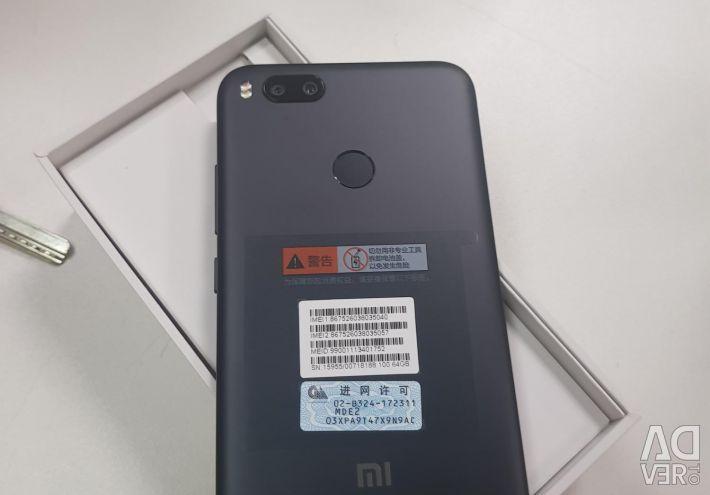 Xiaomi 5x 64gb Negru