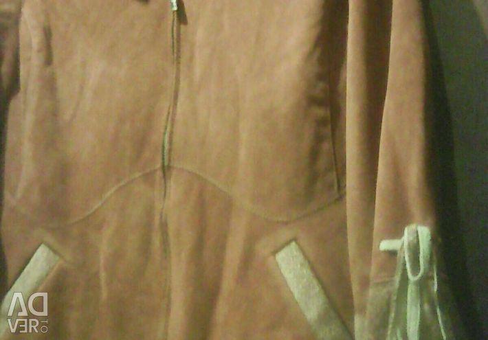Beautiful sweatshirt under velvet p.48