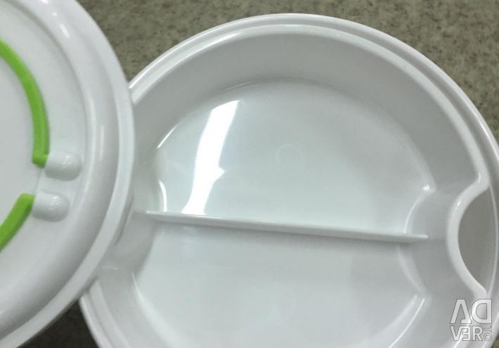 Food Container Plastic New