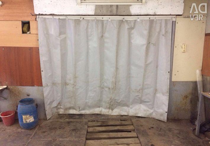 Blind for Garage or Sink