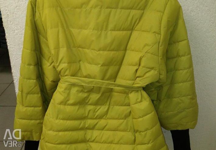 New demi-season jacket 56,58