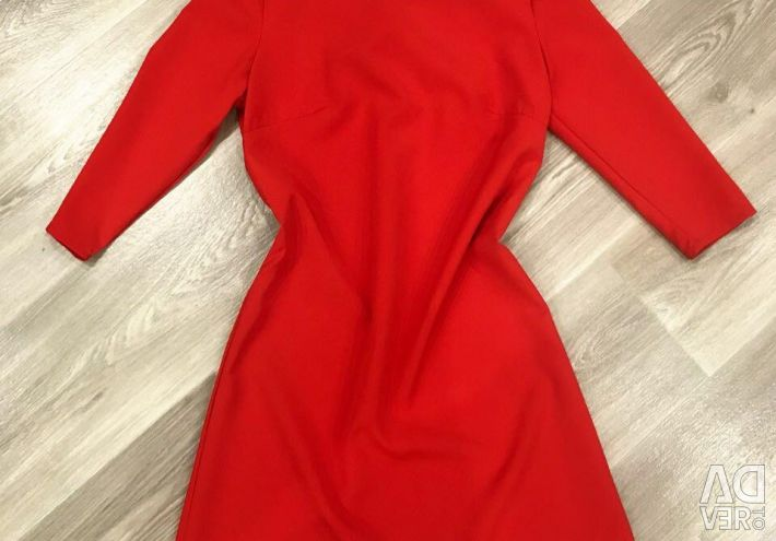 Сукня червона нове