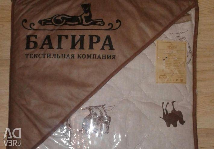 ?Новое верблюжье одеяло