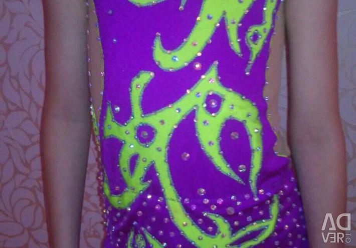 Swimsuit for rhythmic gymnastics!