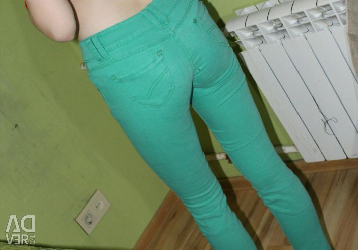 Jeans for mints