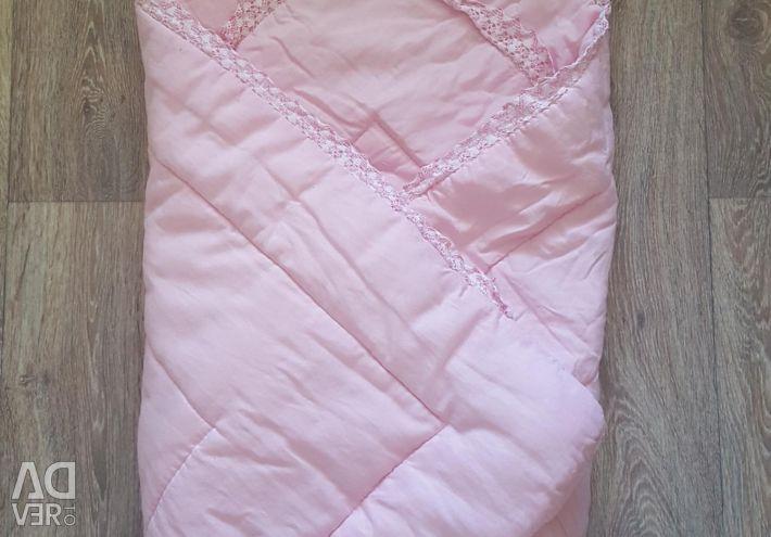 Envelope - blanket for discharge