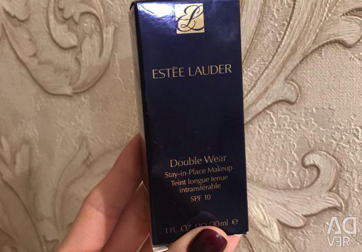 Κρέμα σκόνης διπλής φθοράς (1W2) Estee Lauder