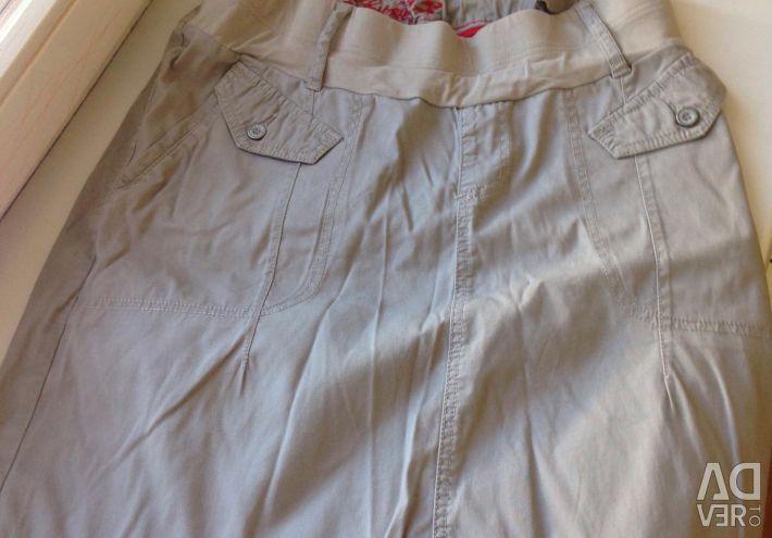 Skirt for pregnant women Esprit (р-р 38)