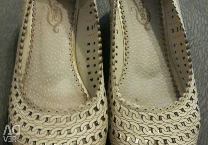 Ανοιχτά παπούτσια toe