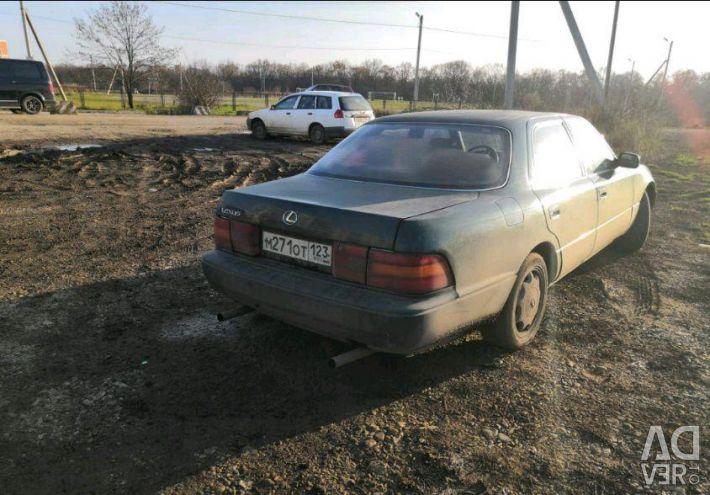 Lexus LS, 1991