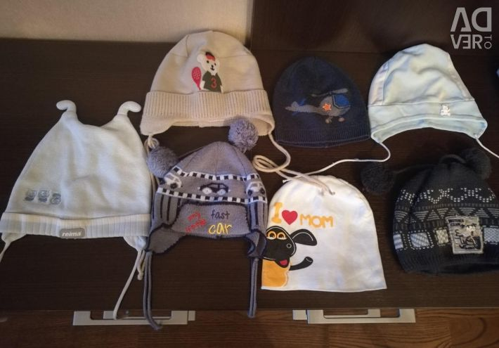Hats, ponamki