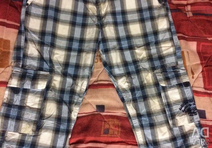 Ανδρικά παντελόνια καλοκαιρινών