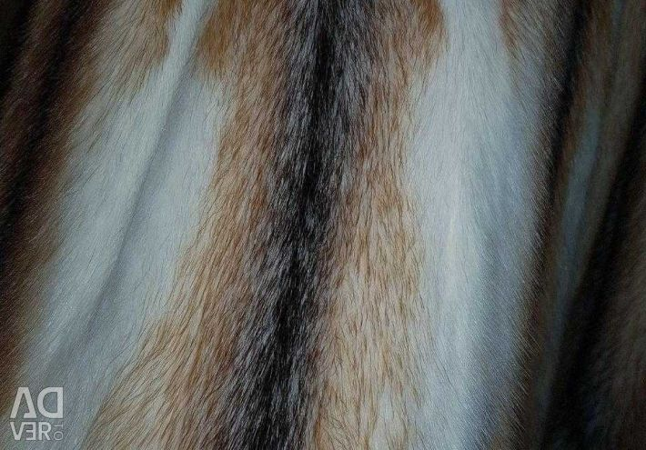Fur coat new not used