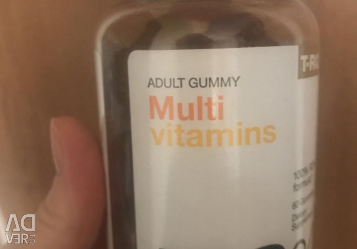 Multivitamin complex for adults