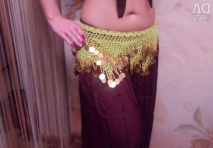 Costum pentru dans oriental