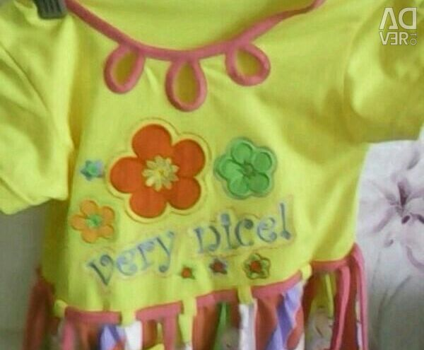 Dress for a girl 2-3 years