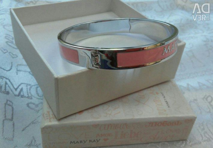 Exclusive Pink Bracelet with Mary Kay Logo