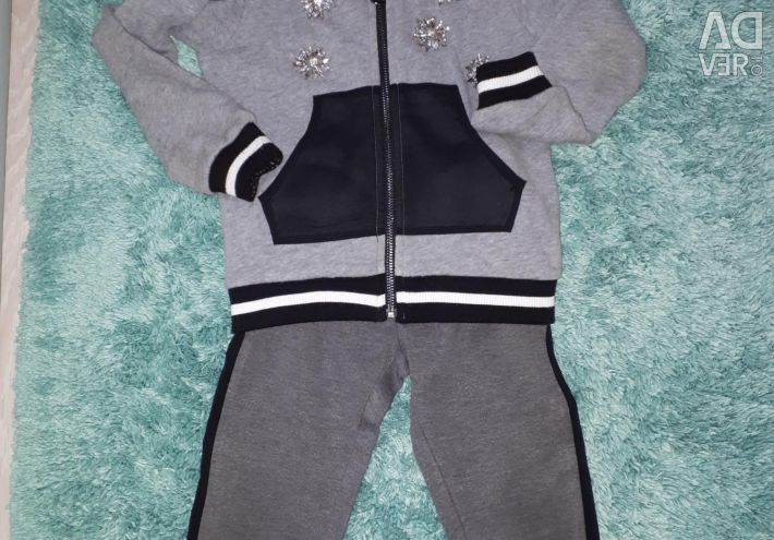 Sports suit to be too