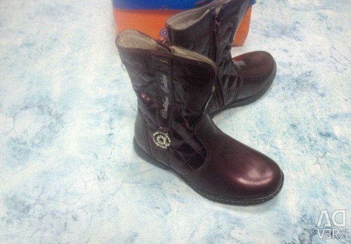 New demi-season boots Antilope (Antilopa)