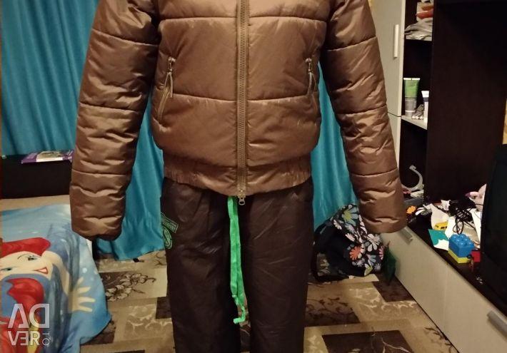 New winter suit 44