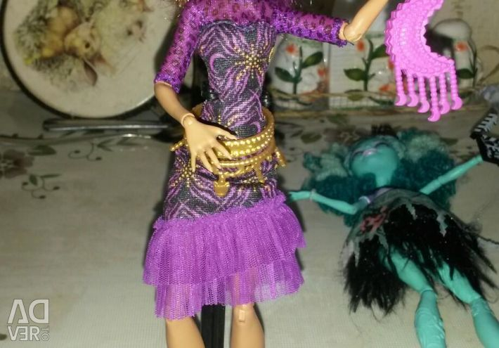 Monster Hein Dolls
