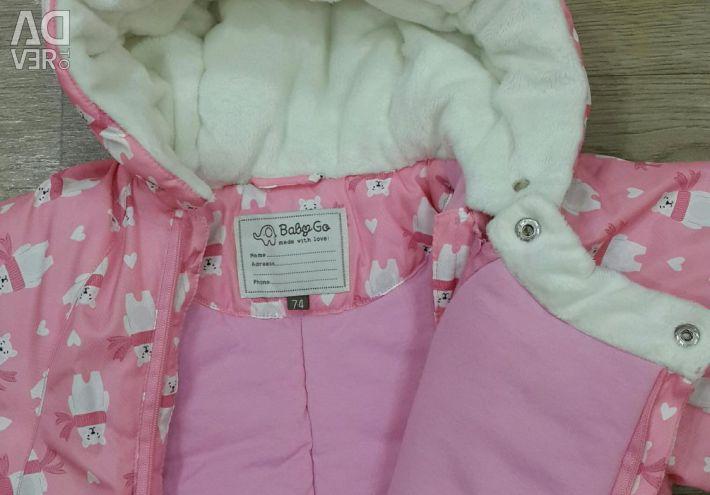 74р overalls