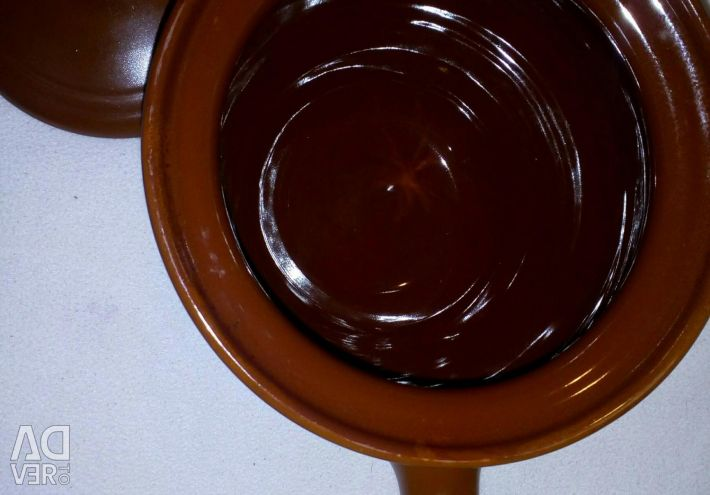 Prajitor ceramic 3 litri.