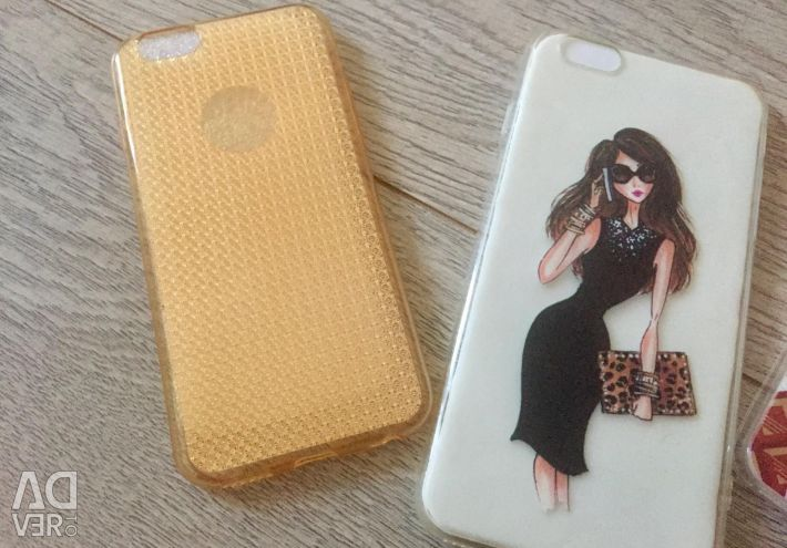 New cases for iPhone 5/6/7 +