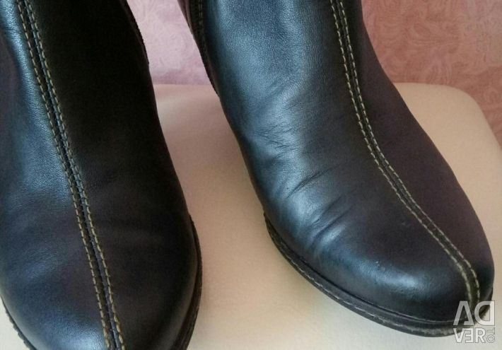 Boots Nat. skin r. 36