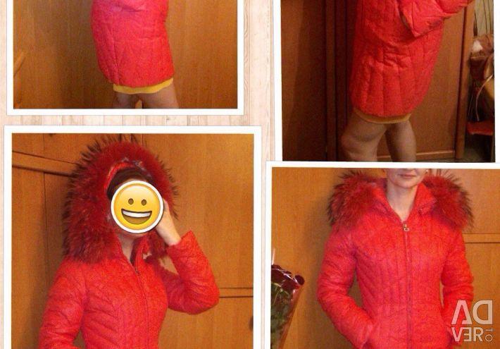 Down jacket 44 size
