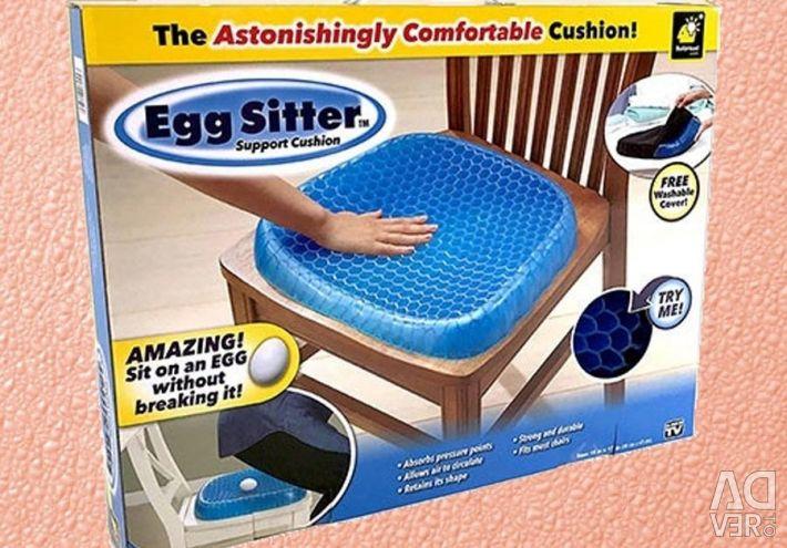Gel pillow Egg Sitting