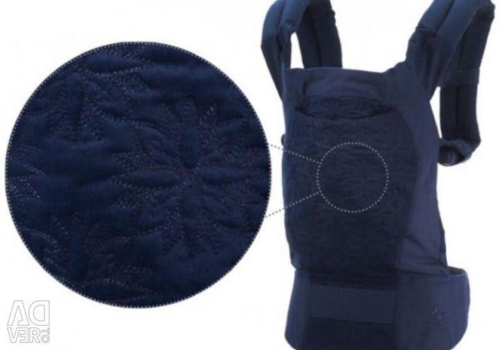 Ergorukzak-carrying Ergobaby Blue Lotos c 4 months