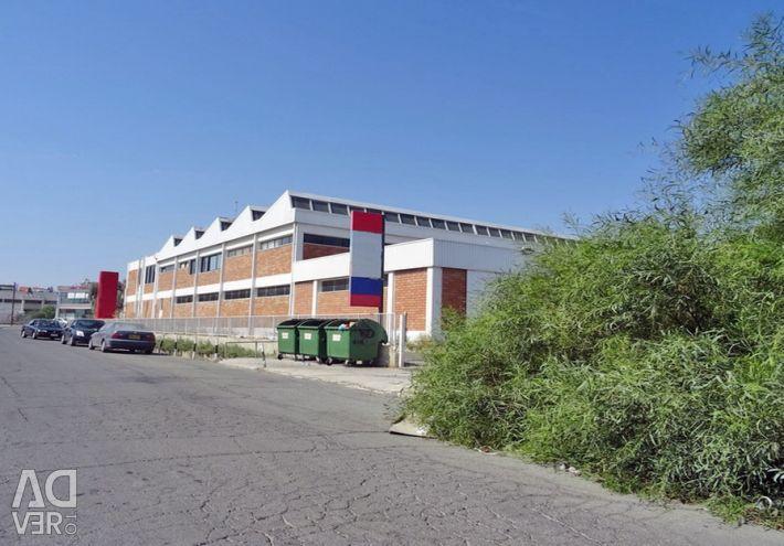 Industrial Building (Garage) in Egkomi, Nicosia
