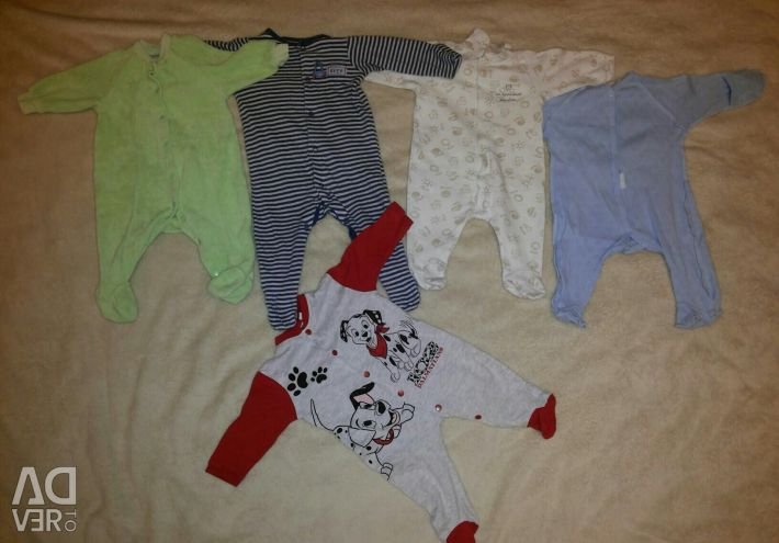 For boy clothes 56-62