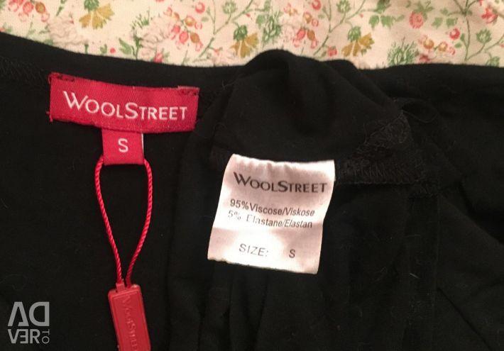 WOLC STREET tunică viscoză cu mărimea elastanului S