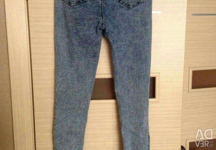 New jeans sucker