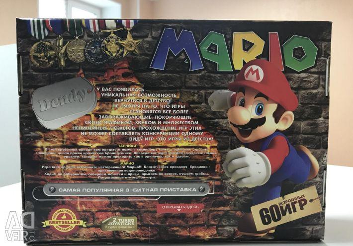 Dendy MARIO 60 игр