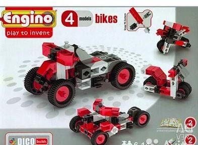 Constructor Engino (4 models)