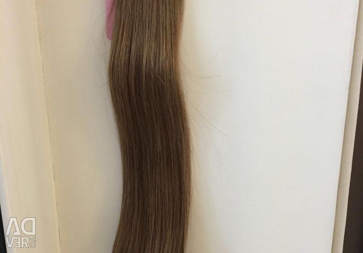 Ribbon hair, 55 cm, new