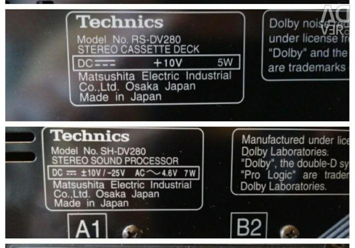 Tehcnics SC-EH 290