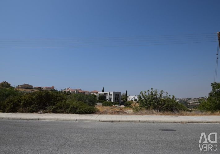 Residential Plot in Mouttagiaka, Limassol