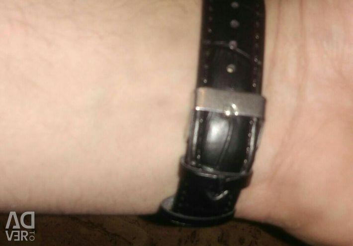 Men's watch Geneva, new