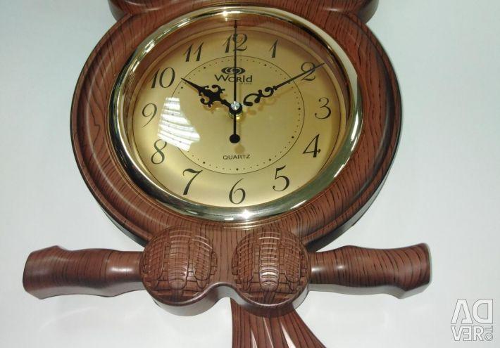 Wall clock Mirron