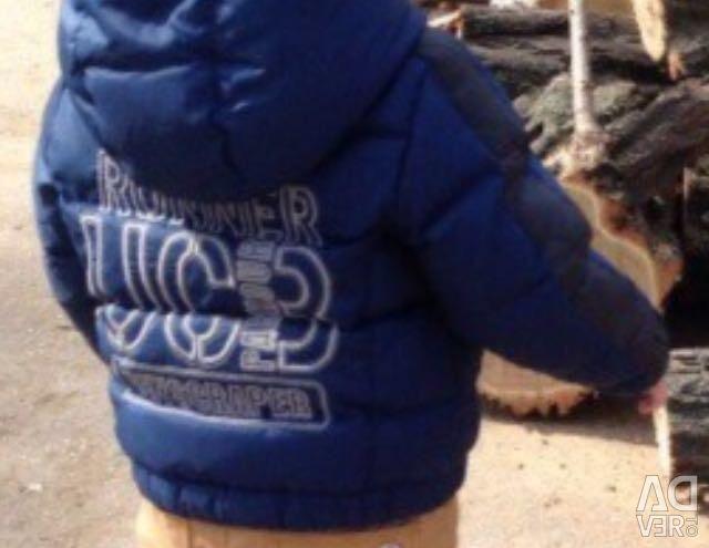 Παιδικό μπουφάν Benetton