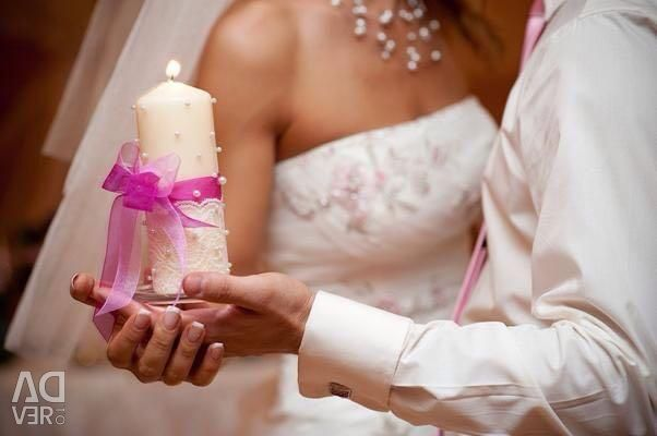 Hearth wedding accessories