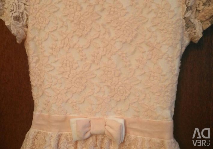 T-shirt lace for girl size 158/164