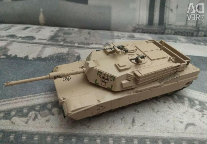 Μοντέλο της δεξαμενής M1 Abrams