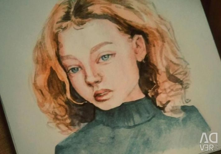 Portrait by photo