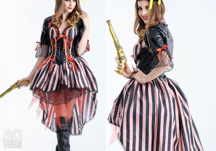 Карнавальных костюм Пират